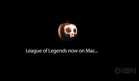 League of Legends Mac Open Beta Trailer – LoLのMac版が始動!SF感がたまらないトレーラーも公開!