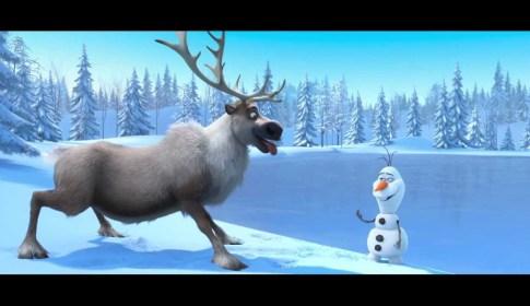 Disney FROZEN First Look Trailer