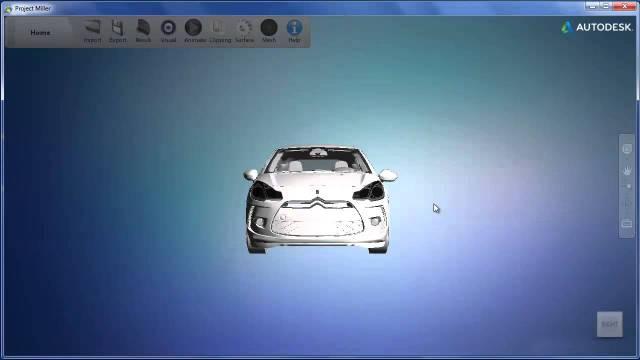 Autodesk Project Miller