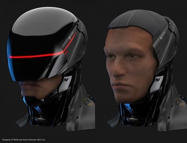Robocop 2014  Concept Design - 凄腕メカモデラーVitaly Bulgarov氏デザインの新生「ROBOCOP(ロボコップ)」高解像度イメージが公開!