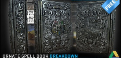 Harry Potter Spell Book Breakdown