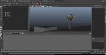 Animating a Jump Tutorial Part #269 - Mayaを使用したアニメーションチュートリアル!と思いきや!?
