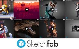 Sketchfab-pickup01