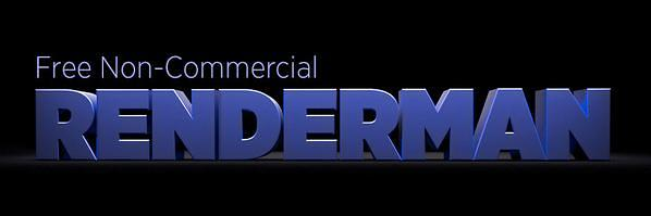 Free Non-Commercial RENDERMAN
