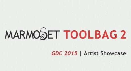 Toolbag 2   GDC 2015 Artist Showcase - GDCで披露された美麗リアルタイム作品ショーケース!