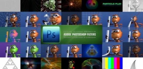 Richard Rosenman Adobe Photoshop Filter