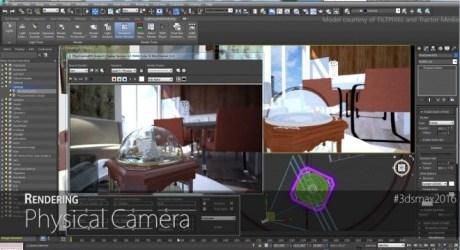 Autodesk 3ds Max&Maya 2016発表!Softimageの血を引き継ぐ?2大ソフト!新機能や機能強化が盛り沢山だよ!