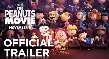 Peanuts Official Trailer - Blue Sky Studiosが制作中のフルCG映画「スヌーピー」の公式トレーラー!