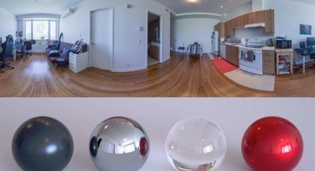 Interior HDRI Free Pack by Maxime Roz