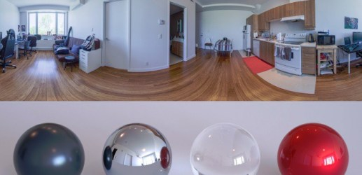 Interior HDRI Free Pack by Maxime Roz