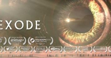 EXODE - 巨大生物の身体で生活する人々の大移動が始まる‥フランスの学生作ショートフィルム!