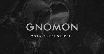Gnomon School 2016 Student Reel - 美麗作品に注目!「Gnomon」のCGスクール学生作品リール2016年版が公開!