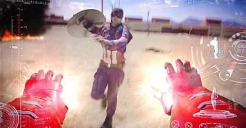 FIRST PERSON IRON MAN (Captain America: Civil War) - アイアンマンの視点からみた光景を描いた実写ファンメイドムービー!