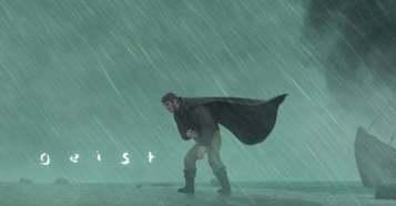 GEIST - 難破船から避難した漁師の逃げ込んだ家には人の気配が…「Giant Animation Studios」制作のスリラー系ショートフィルム!