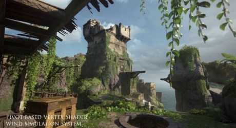 Technical Art of Uncharted 4 - SIGGRAPH 2016向け「アンチャーテッド4」のテクニカルアート解説スライドデータが公開中!