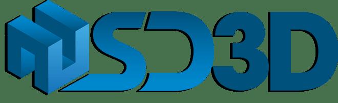 SD3D-Logo