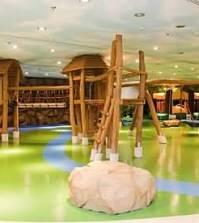 كيدز كونيكسيون ... وجهة ترفيهية جديدة للأطفال في وافي مول دبي
