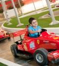 طلاب المدارس في الإمارات يتنافسون على لقب مسابقة الفورمولا1 في المدارس