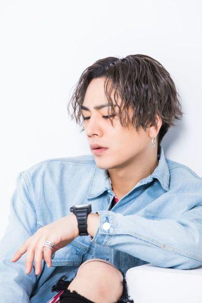 登坂広臣 髪型 画像