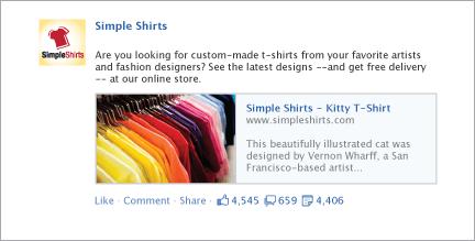 fbx ad newsfeed