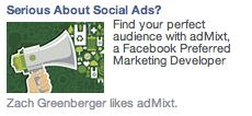 facebook ad serious