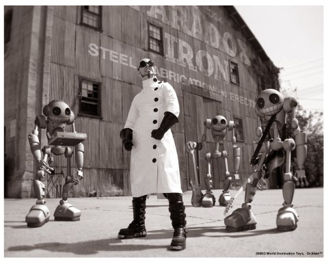 Dr._Steel_Robot_Band