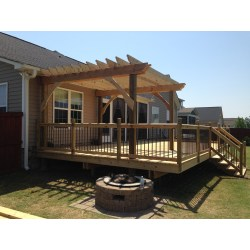 Small Crop Of Deck With Pergola