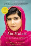 (Audio)Book Talk: I AM MALALA by Malala Yousafzai, read by…