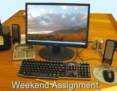 Author of the NYT Bestselling Novel… (Weekend Assignment #306)