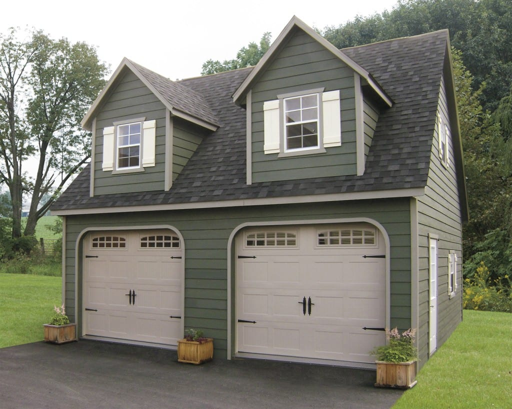 Indoor Two Story Shed Lowes Two Story Jefferson Hardy Plank Front Two Story Sheds To Live houzz-03 Two Story Shed