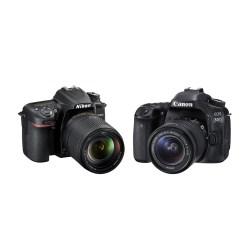 Small Crop Of Canon 80d Vs Nikon D7200