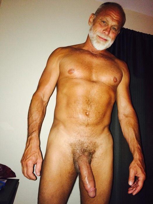 well hung nude older grandpas