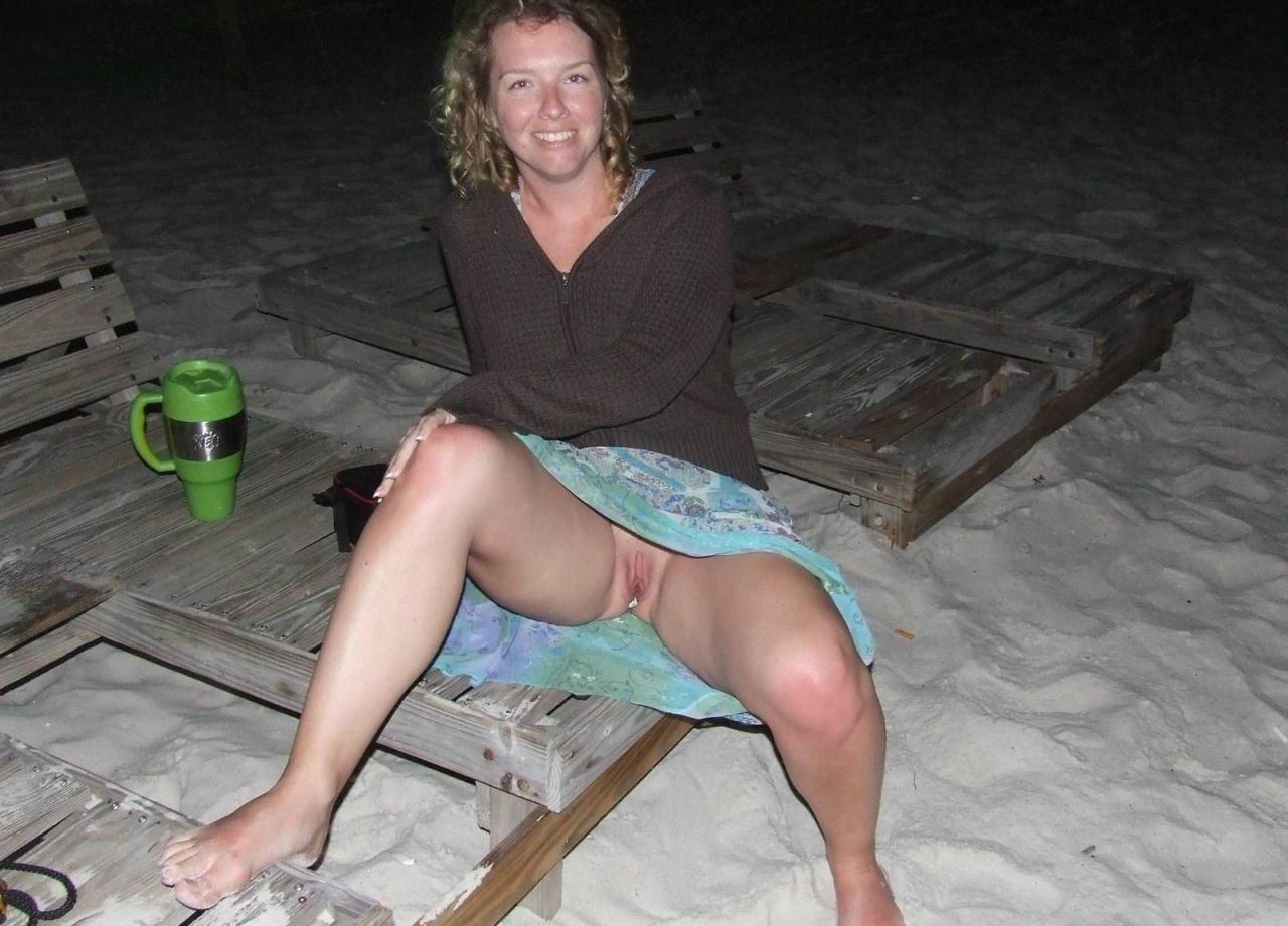 Very Embarrassed caught in her panties