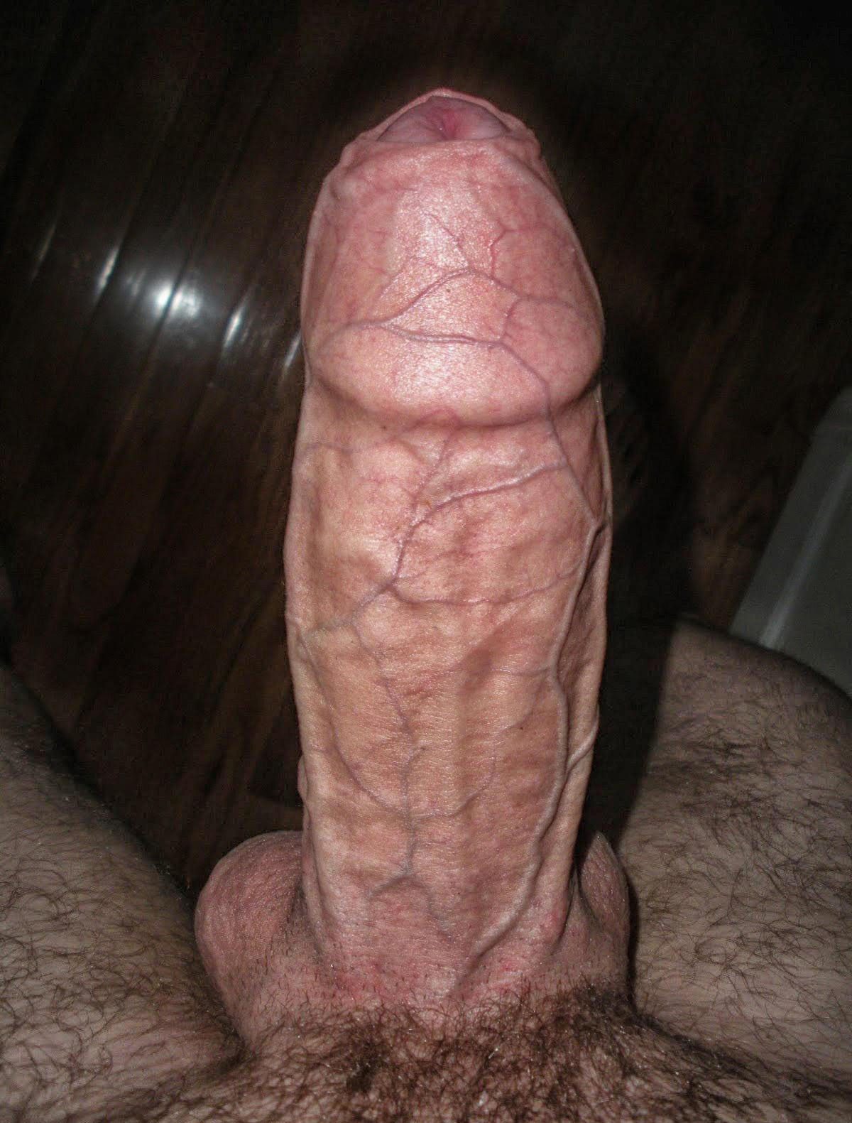 image Amazing huge uncut cock shoot a load