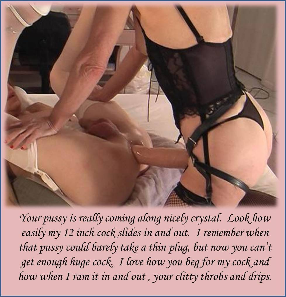 amateur wives pegging husbands