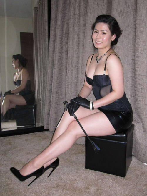 asian mistress white slave tumblr
