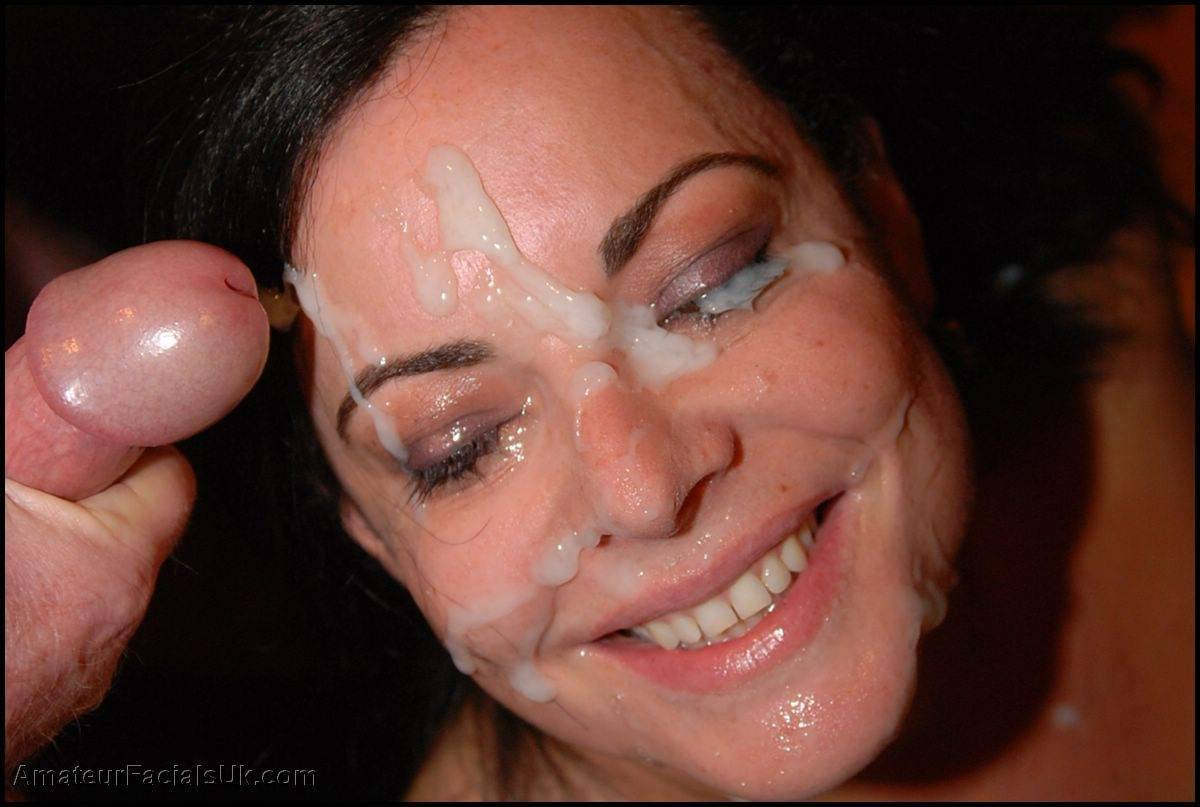 cum facial mature devil woman