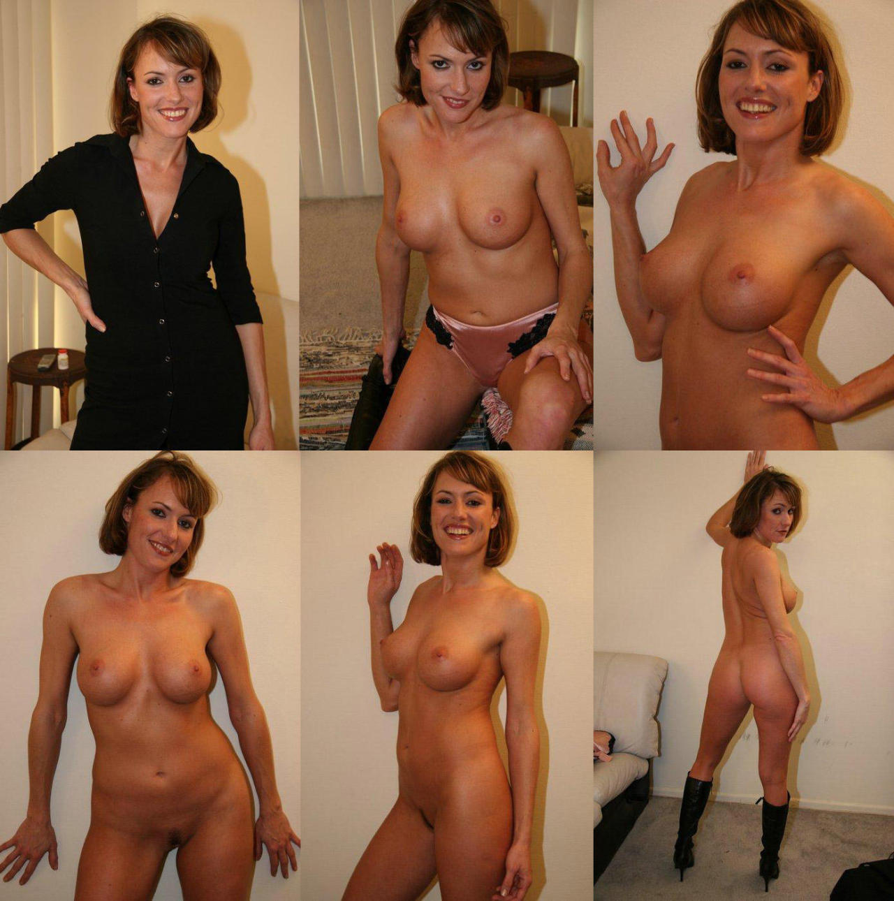 moms dressed undressed curvy