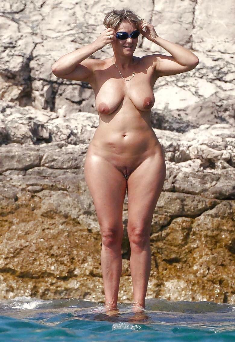 plumper nude beach