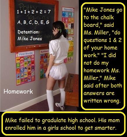 adult male diaper humiliation captions
