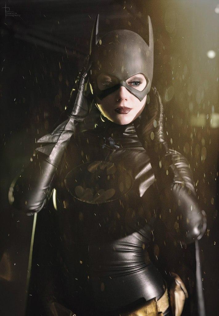 DC - Batgirl (Helena Bertinelli) by Kamiko-Zero