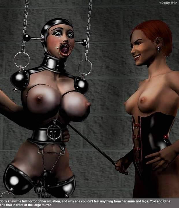 amputee bondage captions