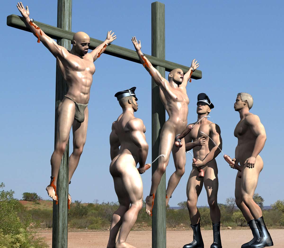 Tehlikeli crucified bdsm best