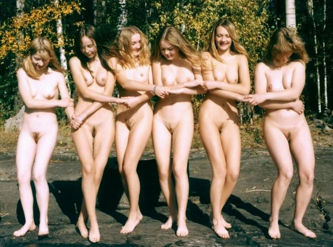 Something Naked college sorority girls