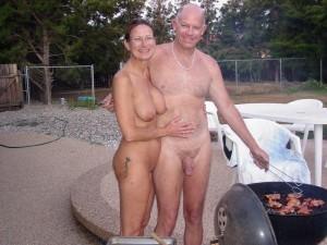 burned tits