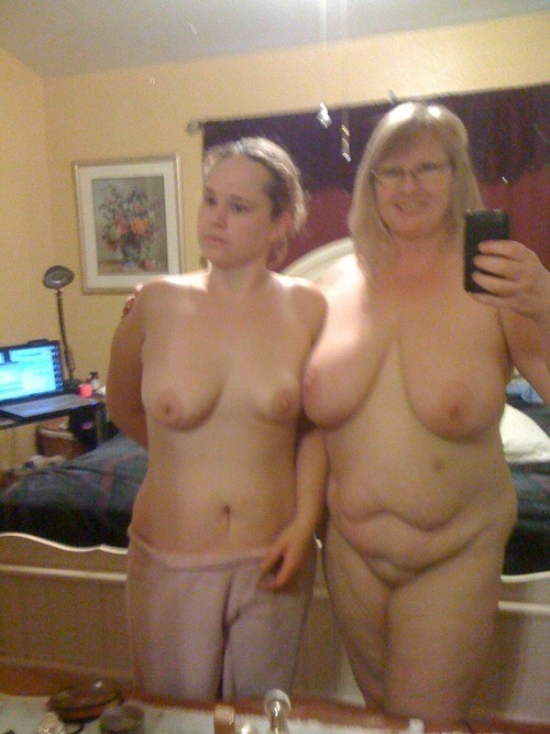 inappropriate nude mom selfies