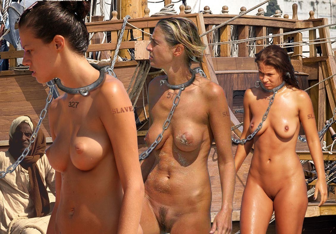Nude slave girls market sorry, that