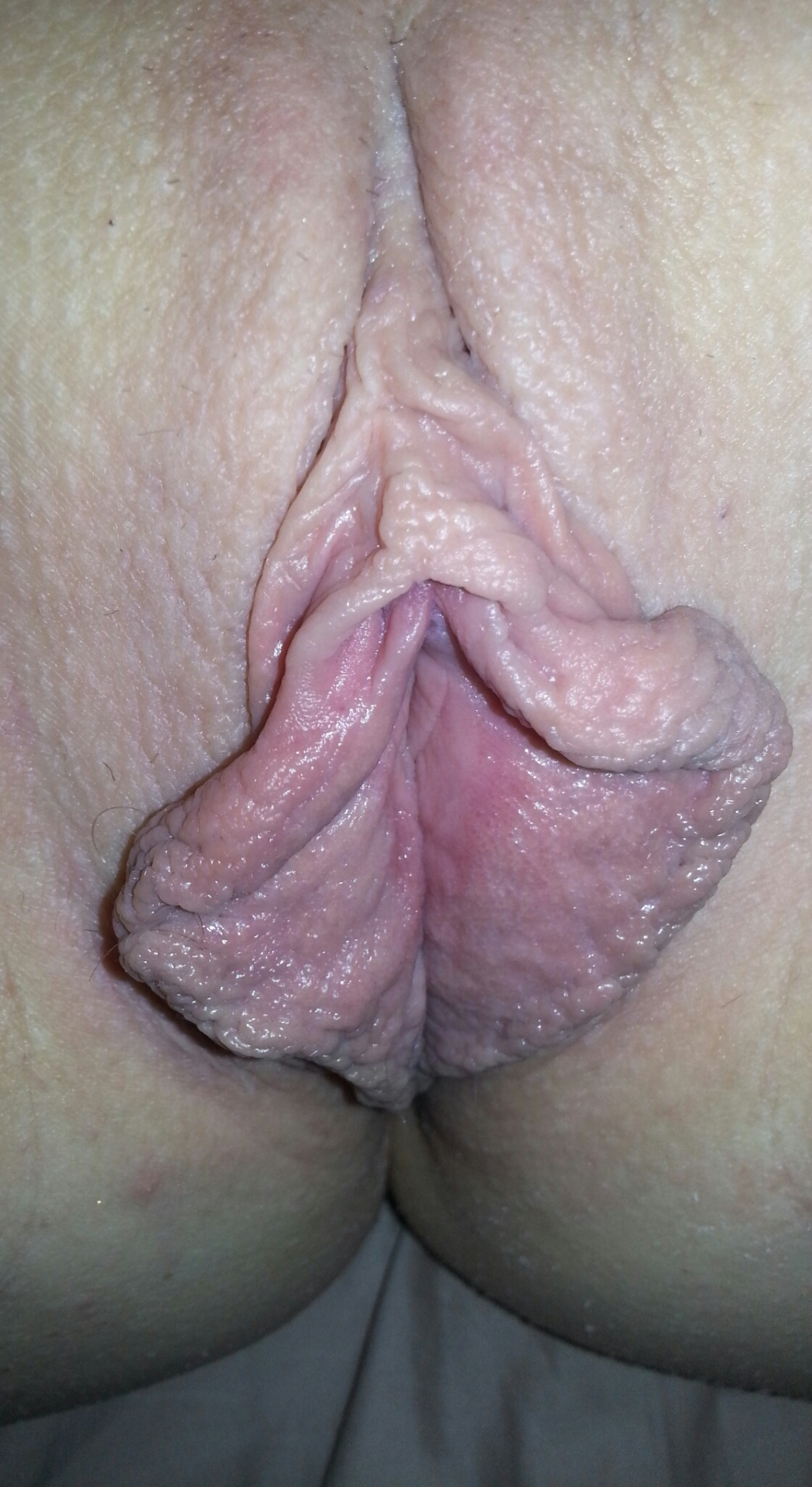 Meaty mexican pussy