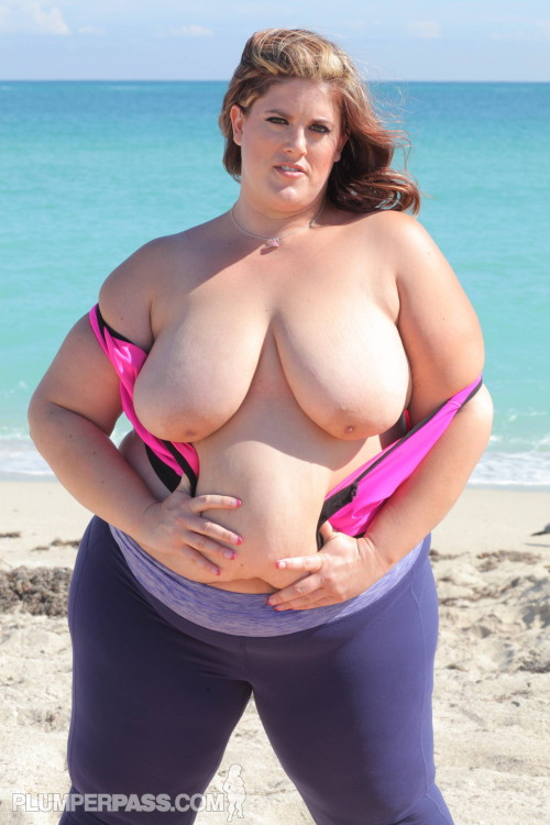 Ssbbw At The Beach - Ig2FAP