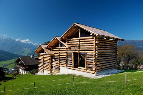 Meck architekten heustadlsuite house bruck 2011 via architecture - Meck architekten ...